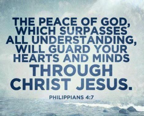 peace jesus